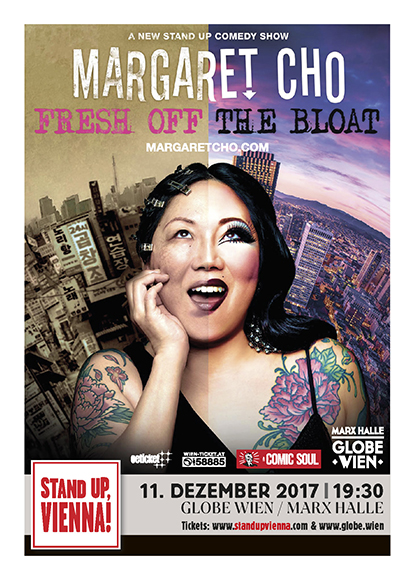 <h2>Margaret Cho December 11th 2017</h2>