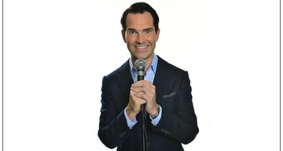 Jimmy Carr is back in Vienna!