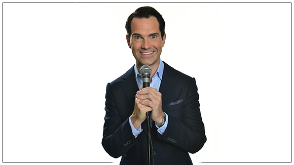 Jimmy Carr is back in VIenna