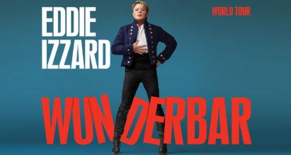 Message from Eddie Izzard