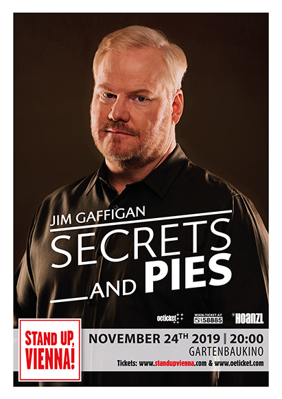 <h2>Jim Gaffigan Nov 24th '19</h2>