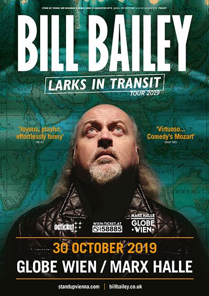<h2>Bill Bailey Oct 30th '19</h2>