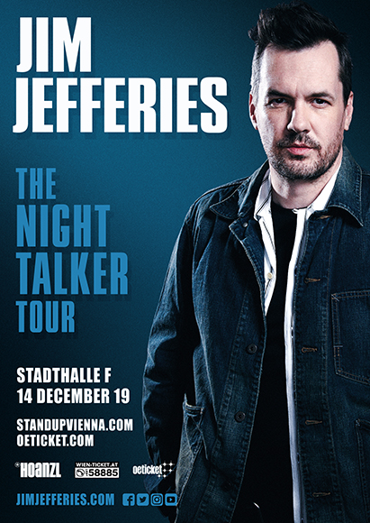 <h2>Jim Jefferies Dec. 14th '19 </h2>