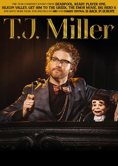<h2>T.J. Miller <br /> 12 May '21</h2>